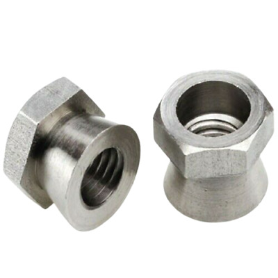 £3.91 • Buy M6 M8 M10 M12 M16 Tamper Proof Security Shear Nuts Anti Theft A2 Stainless Steel