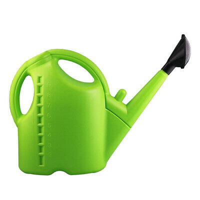 AU18.71 • Buy 5L/9L Long Month Watering Can Kettle Pot For Home Office Garden 9L Green