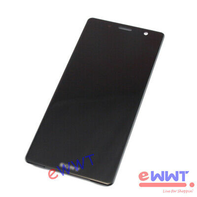 AU36.09 • Buy For Sony Xperia XZ2 Compact H8324 5.0  Replacement Black Full LCD Screen JQLQ996