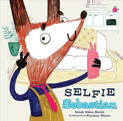 AU21.77 • Buy Selfie Sebastian, School And Library By Marsh, Sarah Glenn; Weiser, Florence ...
