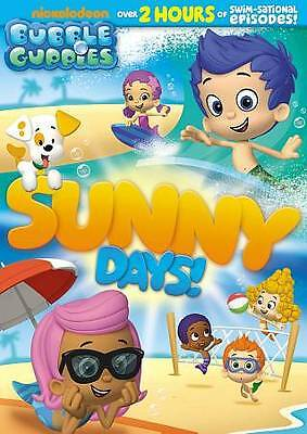 £5.06 • Buy Bubble Guppies: Sunny Days! (Nickelodeon DVD, 2013) NEW, Sealed