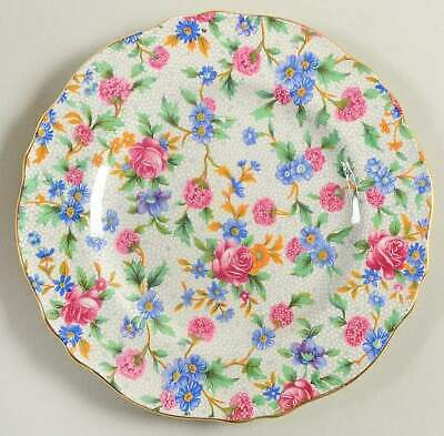 $ CDN22.48 • Buy Royal Winton Old Cottage Chintz  Bread & Butter Plate 641708