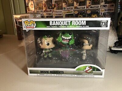 AU30 • Buy Ghostbusters - Banquet Room #730 Funko Pop! Vinyl Movie Moments