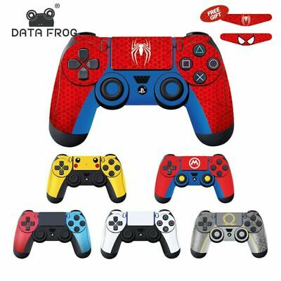 AU12.20 • Buy For PS 4 Controller Decal Skin Game Accessories Stickers Cover