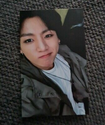BTS JUNGKOOK The 4th Mini Album The Most Beautiful Moment In Life Photocard Kpop • 13£
