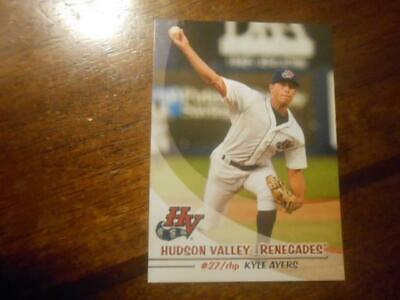 AU2.67 • Buy 2010 HUDSON VALLEY RENEGADES Single Cards YOU PICK FROM LIST $1 To $3 Each OBO