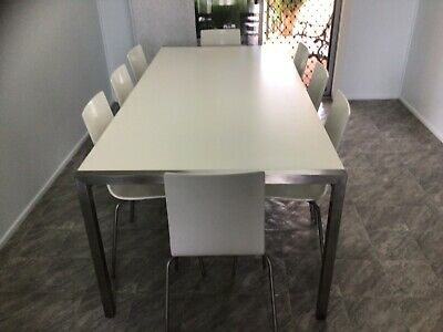 AU600 • Buy Dining Room Setting With 8 Chairs