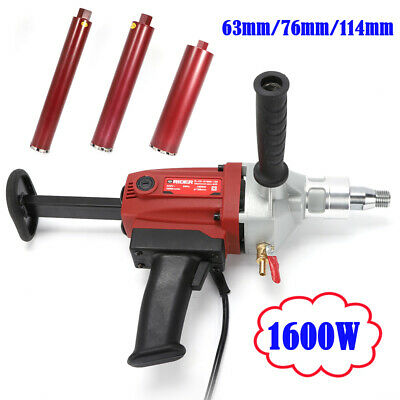 £37.20 • Buy Diamond Core Drill Bit Saw Hole Cutter Drilling Tool Tile Concrete Marble Opener