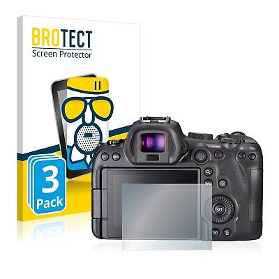 $ CDN12.08 • Buy 3x Anti Glare Screen Protector For Sony A7S III Matte Glass Film Protection