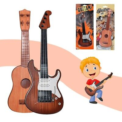AU11.76 • Buy Beginner Music Ukulele Guitar Educational Musical Instrument Toy For Kids Gift ☆