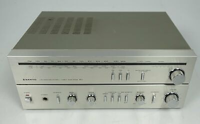 Sanyo R5 Stereo Tuner Amplifier +++ • 86.59£