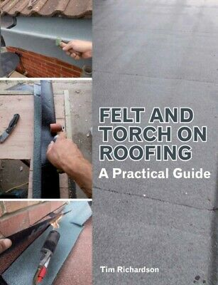 £12.61 • Buy Felt & Torch On Roofing