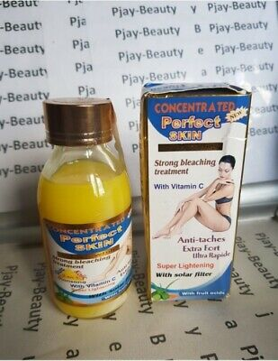 £22 • Buy Perfect Skin 3 Days White Oil Strong Bleaching Treatment Original Pjay-beauty