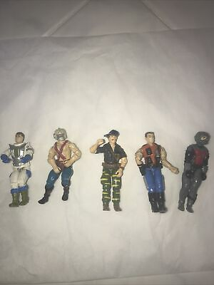 $ CDN24.37 • Buy GI  Joe Lot From The 80's  5  Figures  Great Condition