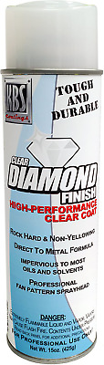 AU58.15 • Buy KBS Coatings 8114 Clear High Gloss Diamond Finish Clear Aerosol, Covers 35 Sq Ft