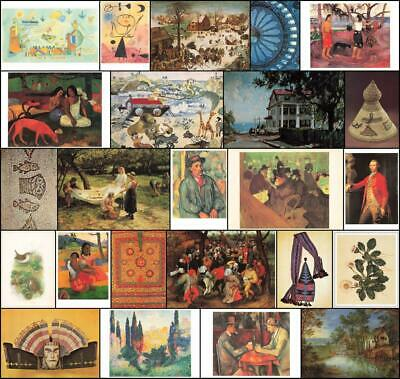 £2.49 • Buy Artist Postcards Various Tours Famous Art Painting Cards - Pick Yours.