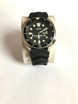 $ CDN146.93 • Buy Vintage Seiko Divers Mechanical Automatic Men's Watch Excellent Condition