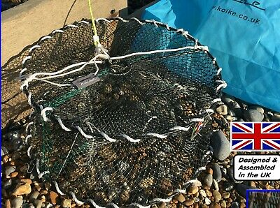 £28.95 • Buy Lobster/crab/fish Pot Designed, Tested & Assembled By British Sea Anglers