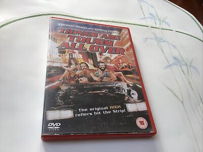 £4.95 • Buy Cheech And Chong's Things Are Tough All Over (DVD, 2004)
