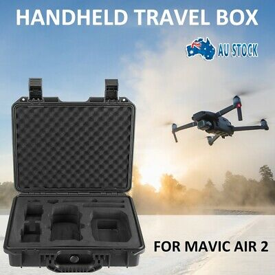AU50.99 • Buy Hard CASE For DJI Mavic 2 Air Fly More Combo Mavic Air 2 Accessories Foam Insert