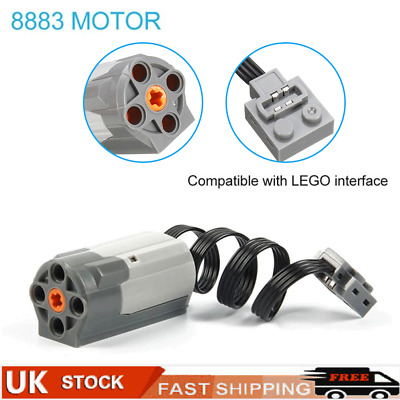 £6.88 • Buy UK Technic Power Functions M Motor 8883 Electric Train For LEGO Block Toy Parts