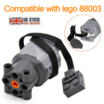 £7.49 • Buy UK Technic Power Functions Large L Motor 88003 For LEGO Building Block Toy Part