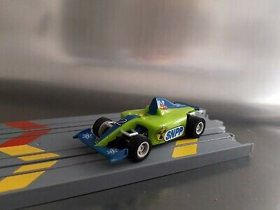 £11 • Buy Micro Scalextric Homer Simpsons SNPP F1 Car Number 2 Working 1:64  Free Postage
