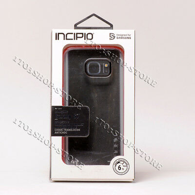 $ CDN8.76 • Buy Incipio Octane Hard Shell Snap Cover Case For Samsung Galaxy S7 Clear/Pink Edge