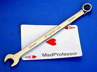 AU58.03 • Buy Snap-on Tools Metric 10mm Flank Drive Plus 12-point Combination Wrench NEW 2020