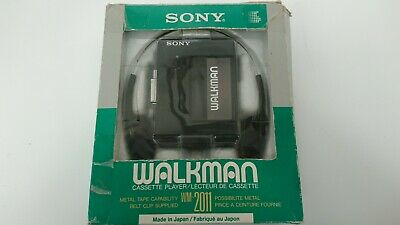 £69.99 • Buy Sony Walkman Cassette Player WM-2011 Fully Working With Box And Earphones