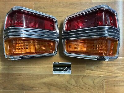 AU699 • Buy New Reproduction Ford Falcon XY Fairmont GS Taillight Assemblies Ready To Fit