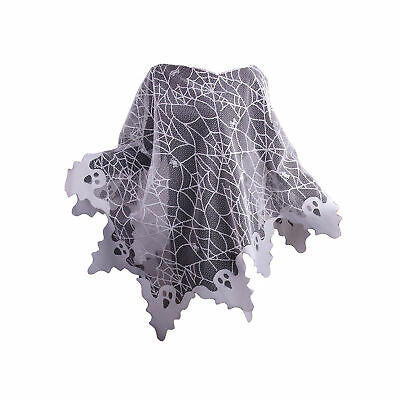 $ CDN61.23 • Buy Halloween GHOST PONCHO Polyester Made In USA Ghpw