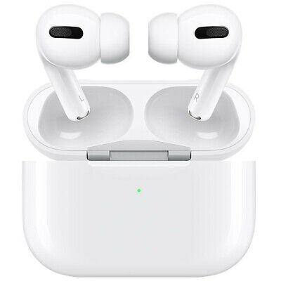 AU0.99 • Buy Apple Airpods Pro With Wireless Charging Case MWP22AMA Genuine Apple Airpods