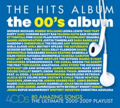 $8.82 • Buy Varie - Il Hits Album : Il 00s Album - Just Great Songs Nuovo CD