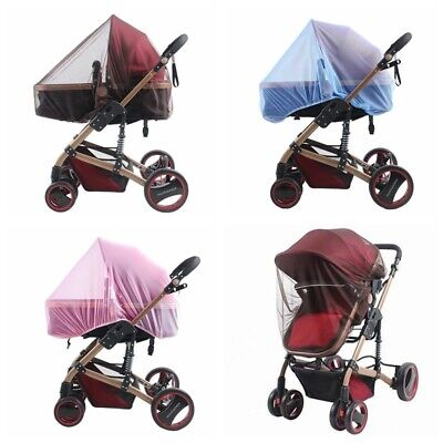 £4.98 • Buy Cat Mosquito Net Pushchair Cot Moses Basket Pram Stroller Buggy Carseat Safety