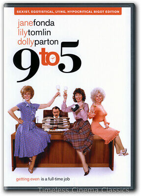 AU12.34 • Buy 9 To 5 DVD New Jane Fonda Lily Tomlin Dolly Parton Dabney Coleman