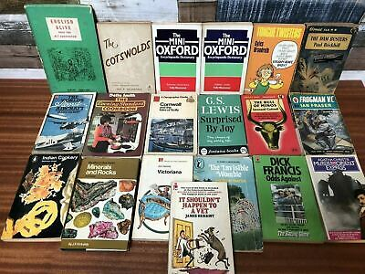 £29.74 • Buy Bundle Of 19 Vintage Books Some Classics Like Dambusters See NOTES: