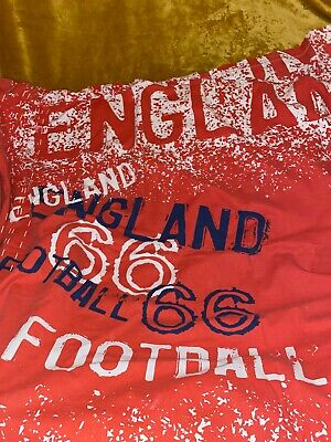 £19.99 • Buy Red England Football Club Single Bed Quilt Cover