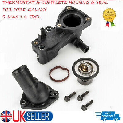 £16.59 • Buy 1.8 TDCi THERMOSTAT HOUSING For FORD FOCUS TRANSIT CONNECT GALAXY MONDEO UK