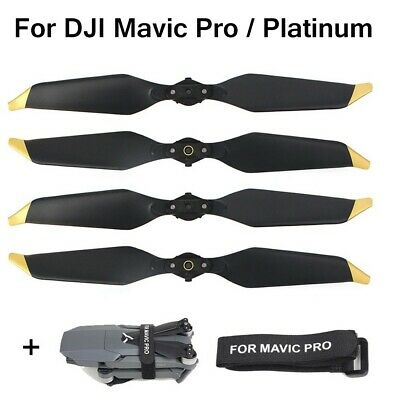 AU15.68 • Buy 4PCS Original Foldable Propellers Low-Noise Parts For DJI Mavic Pro / Platinum