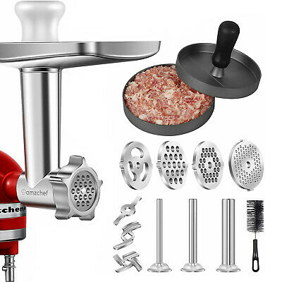 £37.99 • Buy Kitchen Food Meat Grinder Attachment For KitchenAid Stand Mixer Accessories