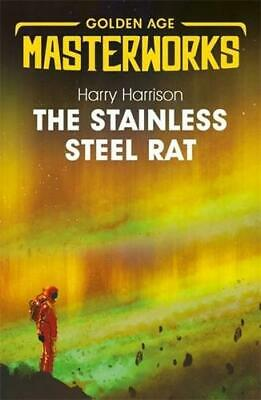 £7.22 • Buy The Stainless Steel Rat By Harry Harrison (author)