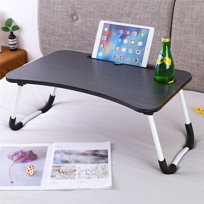 £8.78 • Buy UK Folding Camping Table Small Portable Laptop PC Bed Dining Desk Picnic Garden