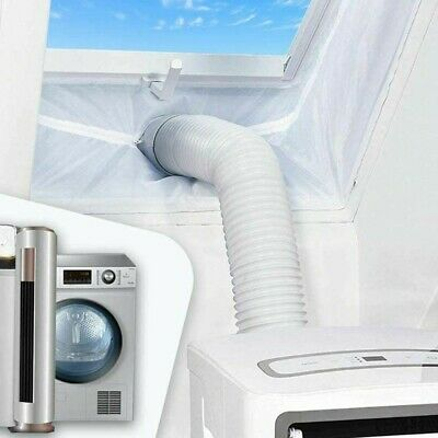 AU27.26 • Buy Exhaust Hose / Tube Interface Connector Portable Air Conditioner Window Seal