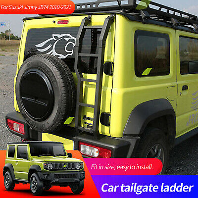AU242.16 • Buy For Suzuki Jimny JB64 JB74W 2019 2021 2020 Rear Door Tailgate Ladder Accessories