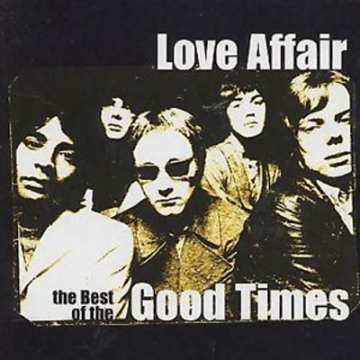 £6.97 • Buy LOVE AFFAIR THE BEST OF THE GOOD TIMES CD (GREATEST HITS) (New/Sealed)