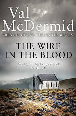 £5.84 • Buy The Wire In The Blood (Tony Hill And Carol Jordan), McDermid, Val, New,