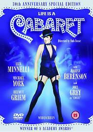 Life Is A Cabaret, 30th Anniversary Special Edition - Used UK Region 2 DVD • 3.99£