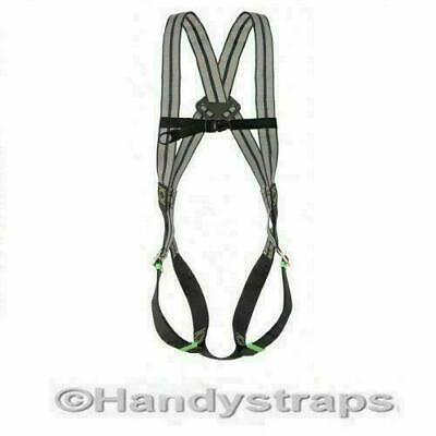 £22.37 • Buy Kratos Body Safety Harness 1 ATTACHMENT POINT Scaffolding Climbing FA 10 102 00