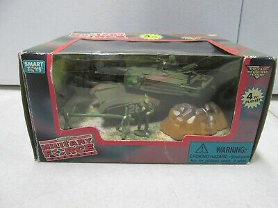 $14.99 • Buy Smart Toys Military Force Playset Tank With Soldiers